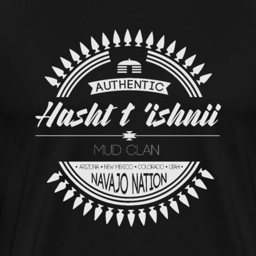 Hasht l 'ishnii - Men's Premium T-Shirt