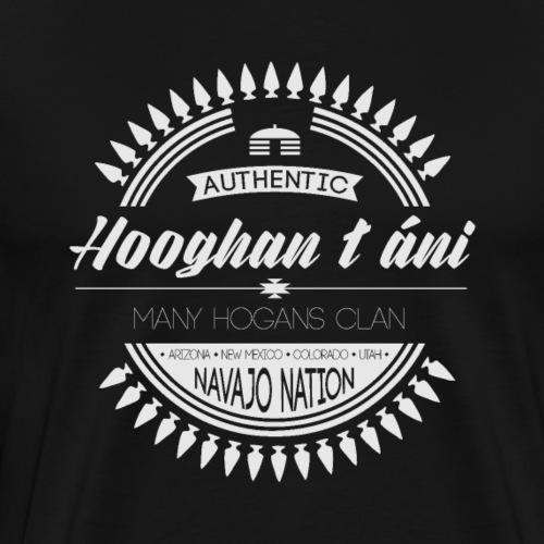 Hooghan l ani - Men's Premium T-Shirt