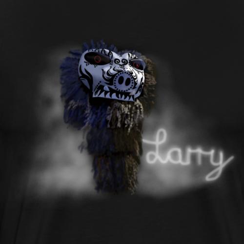 Larry the Lion Fan Art - Men's Premium T-Shirt