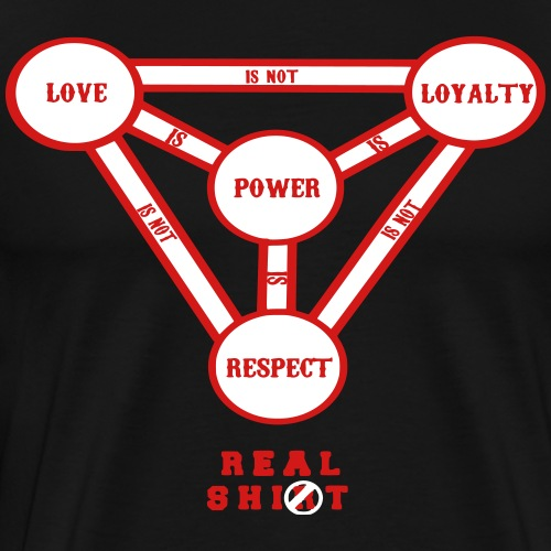 The Trinity of Power - Men's Premium T-Shirt