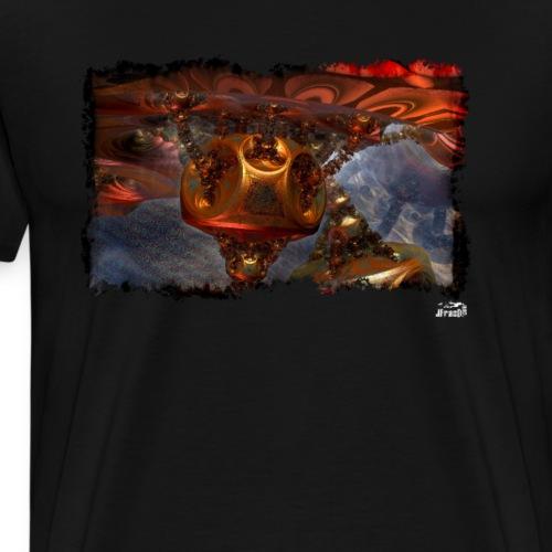 Muta v14, Explorer - Men's Premium T-Shirt