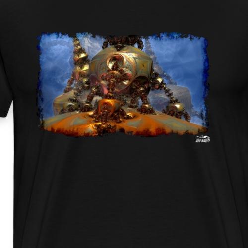 Muta v10, UnderSea - Men's Premium T-Shirt
