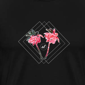 SL Pink Palms - Men's Premium T-Shirt
