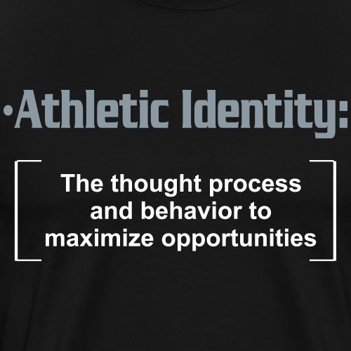 Athletic Identity Defined - Men's Premium T-Shirt