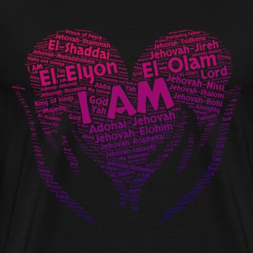 Names of God - Men's Premium T-Shirt