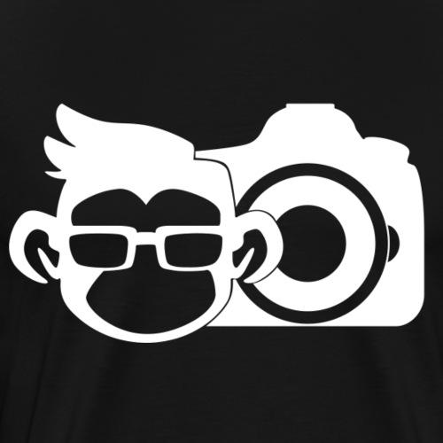 ShutterGeek Logo Tee - Men's Premium T-Shirt