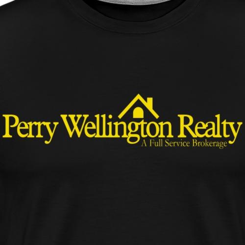 logo gold - Men's Premium T-Shirt