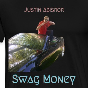 Swag Money Car - Men's Premium T-Shirt