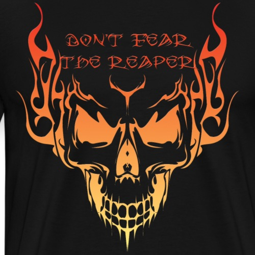 Don't Fear The Reaper, Halloween Tshirt - Men's Premium T-Shirt