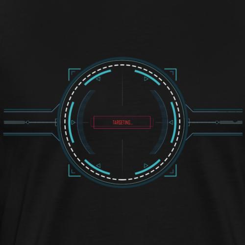 TARGET - Men's Premium T-Shirt