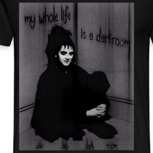 My Whole Life is a Dark Room - Men's Premium T-Shirt