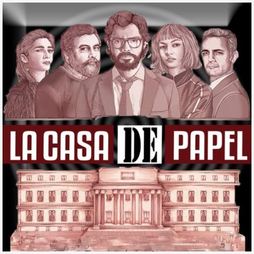 La Casa De Papel - Men's Premium T-Shirt