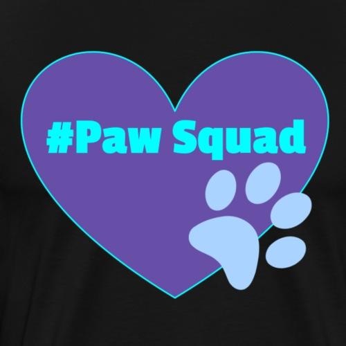 #Paw Squad - Men's Premium T-Shirt