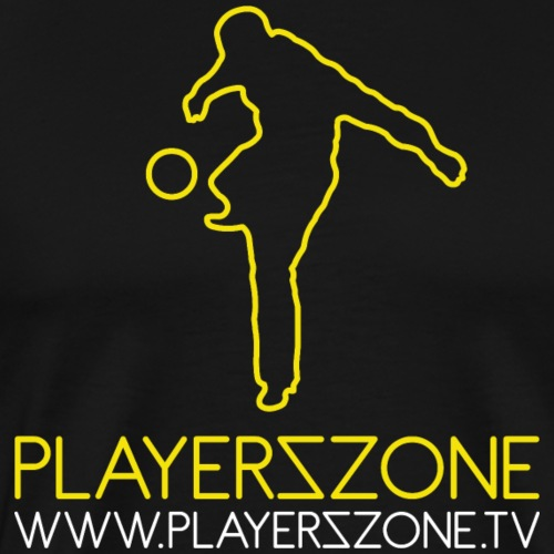 Players Zone - Men's Premium T-Shirt