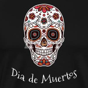 dia de muerto - Men's Premium T-Shirt
