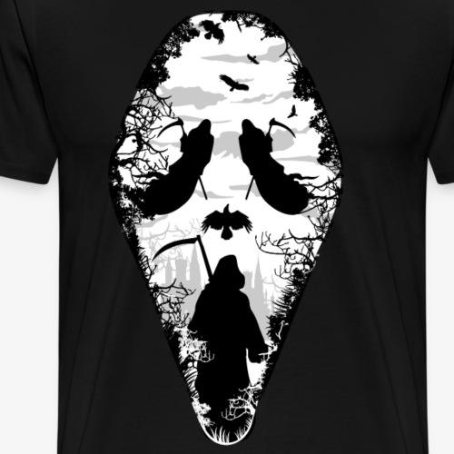 Reaper Scream - Men's Premium T-Shirt