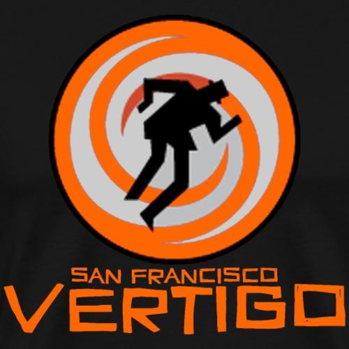 San Francisco Vertigo - Men's Premium T-Shirt