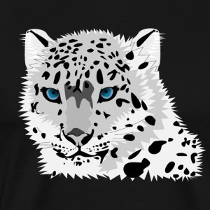 Wild Lynx Big Cat - Men's Premium T-Shirt