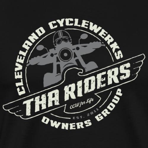 Tha Riders Falcon 2-color design - Men's Premium T-Shirt