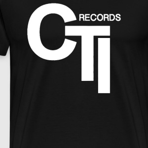 CTI Records - Men's Premium T-Shirt