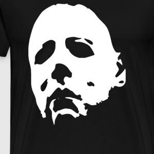 HALLOWEEN Mask - Men's Premium T-Shirt