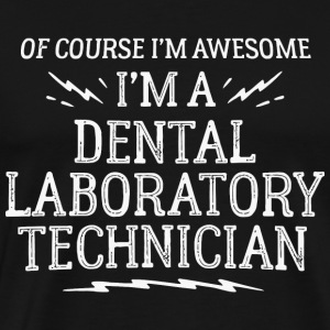 Technician - Dental Laboratory Technician Work - - Men's Premium T-Shirt