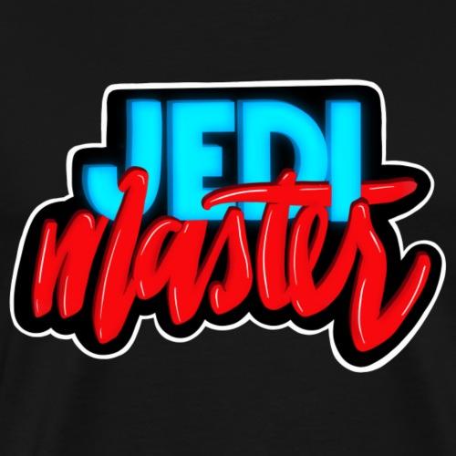 JEDI MASTER - Men's Premium T-Shirt