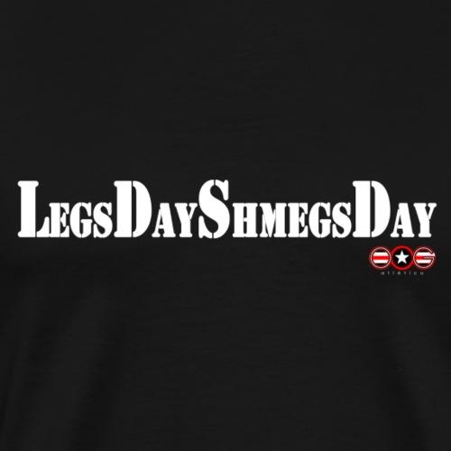 LegsDay Inverse - Men's Premium T-Shirt
