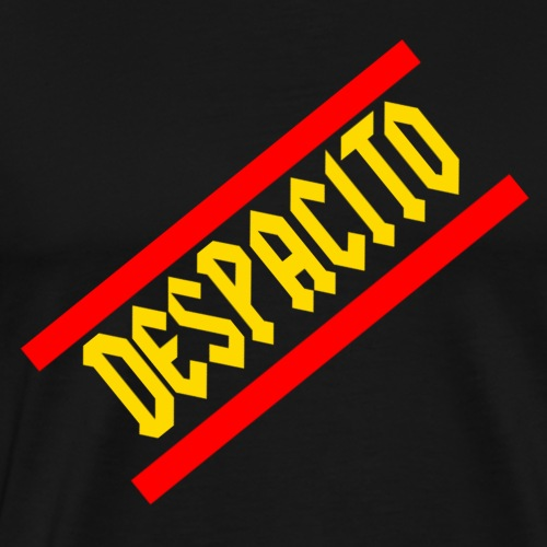 despacito - Men's Premium T-Shirt