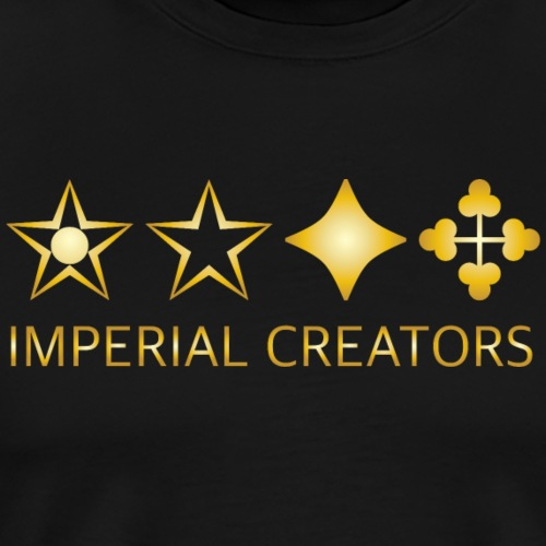 GOLD LIFE IMPERIAL CREATORS - Men's Premium T-Shirt