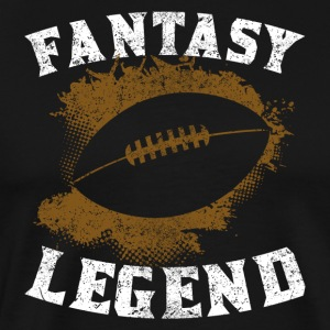 Fantasy Football Legend - Men's Premium T-Shirt