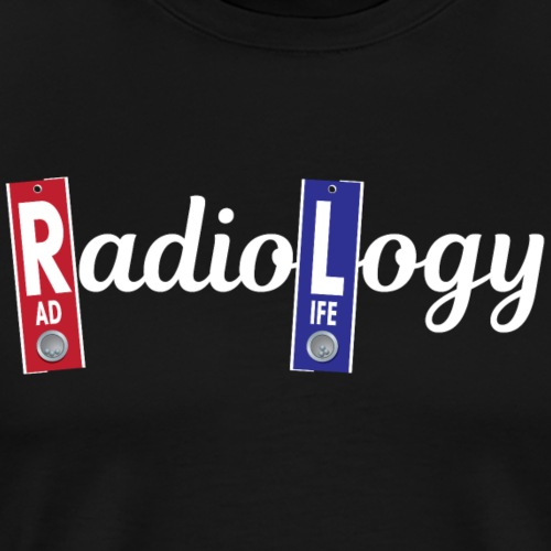 Radiology Markers - Men's Premium T-Shirt