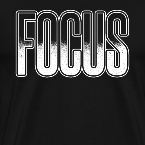 FOCUS - Men's Premium T-Shirt