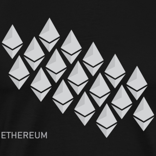 Ethereum - Men's Premium T-Shirt
