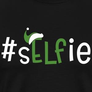 sELFie - Men's Premium T-Shirt
