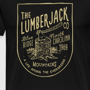 The Lumberjack Company - Men's Premium T-Shirt