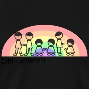 Um even FAMILY - Men's Premium T-Shirt