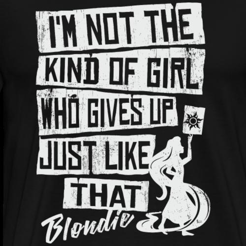 Blondie Tee - Men's Premium T-Shirt