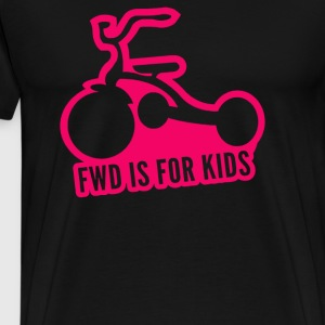 FWD is for kids - Men's Premium T-Shirt