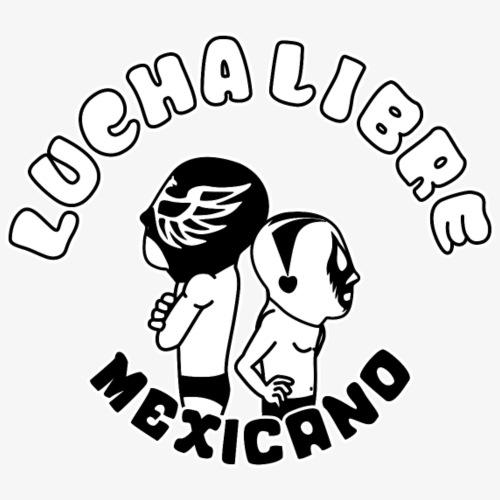 Luchador17 - Men's Premium T-Shirt
