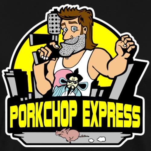 Pork Chop Express - Men's Premium T-Shirt