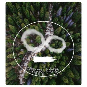 Happy High and Forest - Men's Premium T-Shirt
