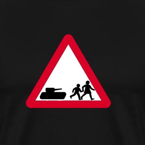 children tank t shirt1 - Men's Premium T-Shirt
