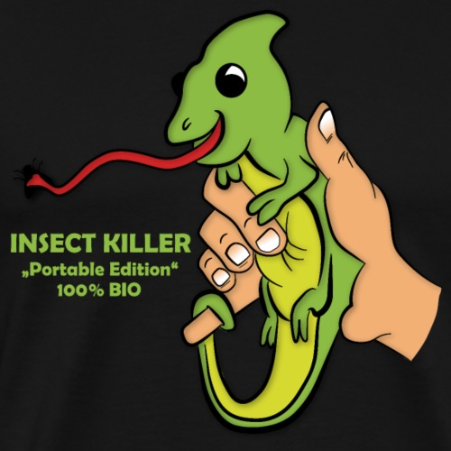 Insect Killer - Men's Premium T-Shirt