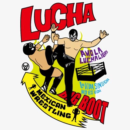 mexican wrestling lucha libre15 - Men's Premium T-Shirt