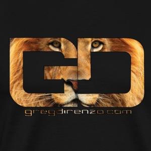 Lion Logo - Men's Premium T-Shirt
