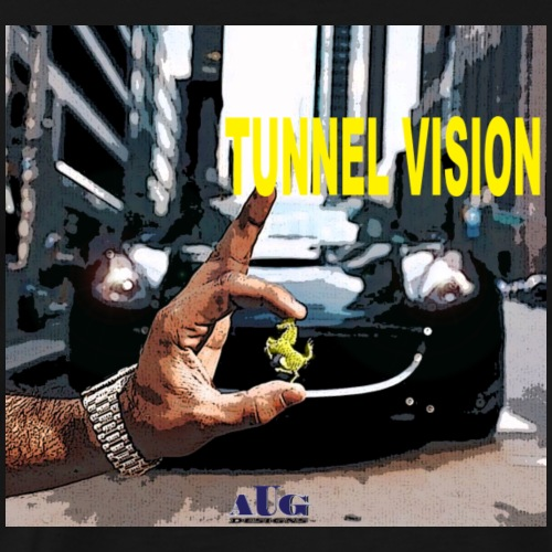 tunnel vision - Men's Premium T-Shirt