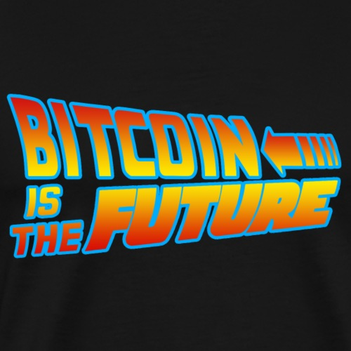 Future of Money - Men's Premium T-Shirt
