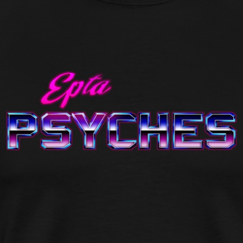 Chrome Psyches - Men's Premium T-Shirt