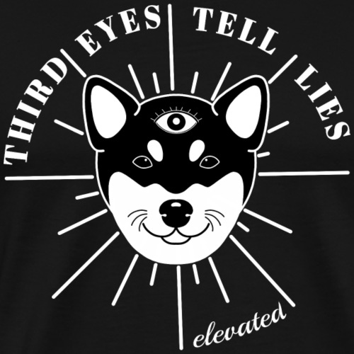 Third Eyes Tell Lies - Men's Premium T-Shirt